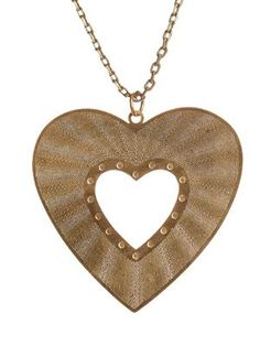 Hearts in One - idea for clay jewelry