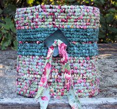 Locker Hooking Basket PatternPDF by AlaskaLockerHooking on Etsy, $5.95