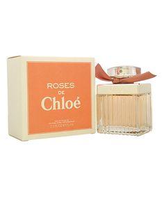 Look at this Roses De Chloé 2.5-Oz. Eau de Toilette - Women on #zulily today!