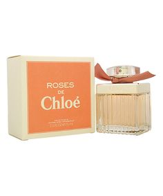 Look at this Roses De Chloé 2.5-Oz. Eau de Toilette - Women on #zulily today!
