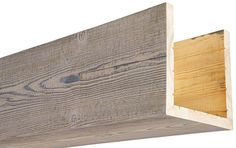 Our box beams provide all of the characteristics of a solid wood beam, at a fraction of the weight! Always made from real oak or cedar, 15 colors. Faux Ceiling Beams, Faux Wood Beams, Metal Beam, Cedar Box, Wood Sample, Wood Crosses, Wood Siding, Custom Boxes, Wood Boxes