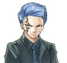 Twitter / hiro_mashima : 髪型を間違えました。 ...