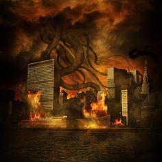 Cthulhu's Wrath, por Conzpiracy.