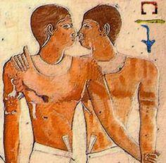 Same-sex love was do