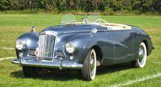 1953+Sunbeam+Alpine+Mk+1