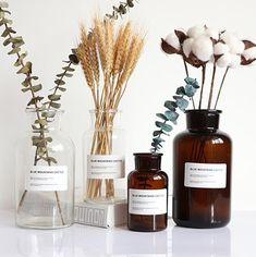 Bottle Vase, Glass Bottles, Glass Vase, Ceramic Flower Pots, Flower Vases, Blur, Plastic Vase, Cactus, Cheap Vases