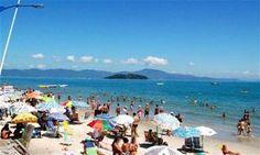 Poluição de praia afasta turista de Florianópolis