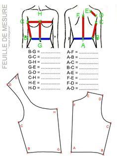 DIY : Patron de corsage 18e gratuit / Free 18th century bodice...