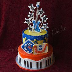 Music Cake - Cake by Tatyana