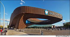Barclays Center by shop architects Parametric Architecture, Parametric Design, Architecture Portfolio, Futuristic Architecture, Architecture Art, Urban Furniture, Street Furniture, Architecture Concept Diagram, Architecture Diagrams