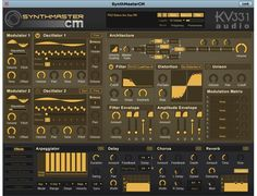 FREE synth plugin: SynthMaster CM from Audio – only with Computer Music magazine! Computer Music, Detroit Techno, Home Studio Music, Music Magazines, Recording Studio, Electronic Music, Software, Audio, Music Production