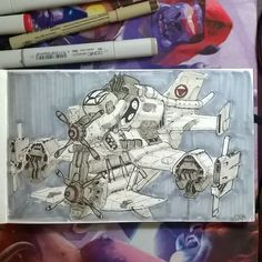 ArtStation - random sketches, Sheng Lam