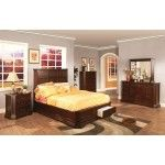 Coaster Furniture - Foxhill 3 Piece Storage Bedroom Set - 201581-3SET   SPECIAL PRICE: $1,167.99