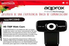 Aqprox appWC03HD en Desyman
