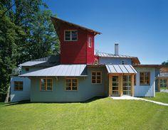 Das edle Traumhaus mit versetztem Pultdach - Tauber Architekten ...