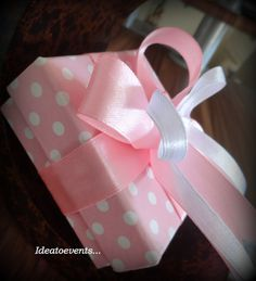 Cute romantic combinations for wedding or christening favors!