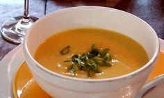 Sopa emagrecedora e diurética