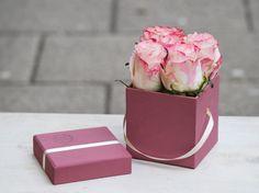 Mini rózsadoboz