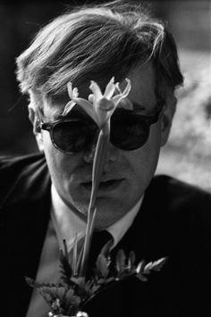 Andy Warhol Denni Hopper photo