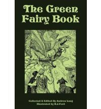 The Green Fairy Book $13