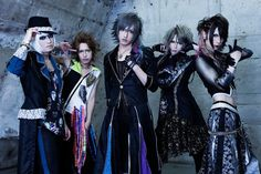 Visual Kei J Rock | Rock & Visual Kei (ヴィジュアル系) News, 【Ecthelion】-エ ...
