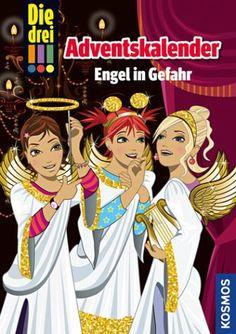 Die drei Ausrufezeichen - Adventskalender - Engel in Gefahr - Mira Sol
