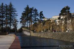 Parque Verde do Mondego, Margem Sul -  Coimbra, Portugal / João Nunes, Carlos Ribas, Camilo Cortesão, Mercês Vieira