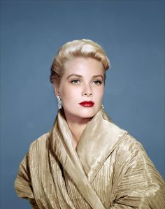 Grace Kelly (1929-1982) - American film actress and Princess of Monaco as the wife of Prince Rainier III. Description from pinterest.com. I searched for this on bing.com/images