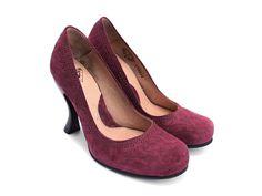 Fluevog Shoes - Item detail: Attentions: Paris