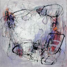 Abstract 2019 - Abstract acrylic, art,kunst, mixed media, Abstrakte kunst