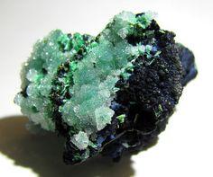 Crystallized Chrysocolla Green Druzy