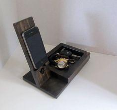 IPhone Dock con bandeja Valet General que por ImproveResults