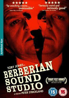 Berberian Sound Studio review  http://www.thelairoffilth.com/2012/12/filthy-review-berberian-sound-studio.html