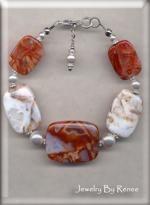 Handcrafted Beaded Bracelets Jewelry