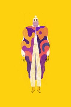 An ongoing series of fashion illustrations. See more here: Idontlikeclothes.tumblr.com
