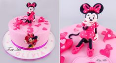 Minnie Birthday Cake, Desserts, Food, Tailgate Desserts, Deserts, Birthday Cakes, Essen, Postres, Meals