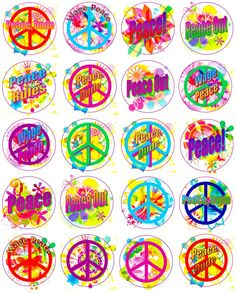Psychedelic Posters | psychedelic peace poster | Psychedelic!