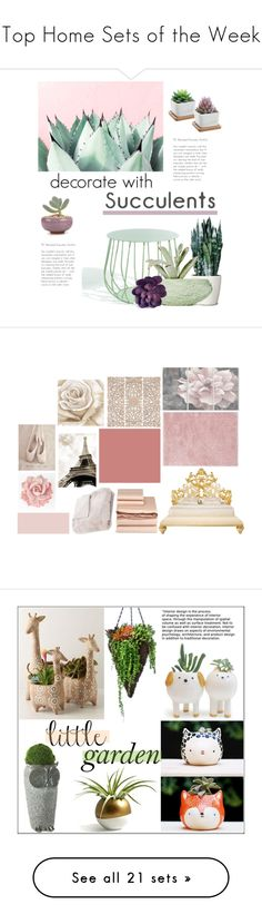 """""""Top Home Sets of the Week"""" by polyvore ❤ liked on Polyvore featuring interior, interiors, interior design, home, home decor, interior decorating, Skargaarden, Chen Chen & Kai Williams, Mikmax and Ted Baker"""