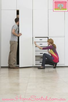 Measure and estimate how much room you will have for new storage containers and drawer dividers prior to purchasing.