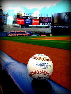 This shot of Yankee Stadium is making it even harder to wait... Is it Baseball Season yet?