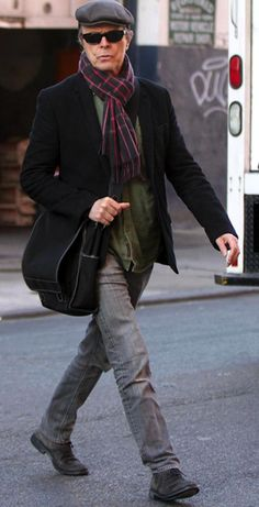 David Bowie | Super stylish over 60s