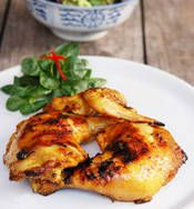 Asian Barbeued Chicken