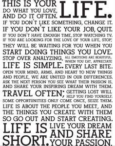 poem by Paulo Coelho - een van mijn bronnen van inspiratie!