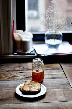 Toast & Homemade Jam