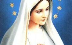 La salvezza nel cuore di Maria #maria #cuore #immacolato
