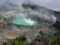 Poas Volcano National Park, Alajuela, Costa Rica