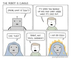 "Y is in Cozy | Why ""Poorly Drawn Lines"" Is Your New Favourite Web Comic"