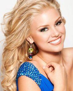 Miss South Carolina 2012 Ali Rogers