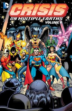 Crisis on Multiple Earths Vol. 6 The Justice League of America teams up with their heroic predecesors, The Justice Society of America, in this new collection featuring three adventures that have never been reprinted before. First, the two teams face the threat of Gorilla Grodd andthe Secret Society of Super-Villains. Then, the JLA and JSA battle alongside the All-Star Squadron against the Crime Syndicate. In the third epic in this book, the teams take on the Crime Champions of Earth-1