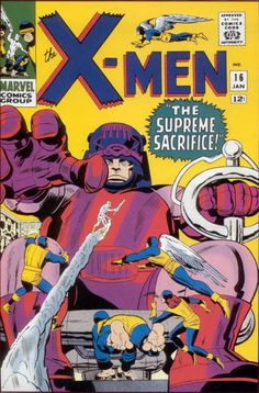 Uncanny X-Men 16 ACQUIRED!